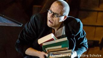 Burkhard Ulrich als Mime im Bayreuther Ring 2013 (Foto: Bayreuther Festspiele)