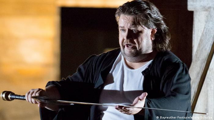Johan Botha, Photo: Bayreuther Festspiele