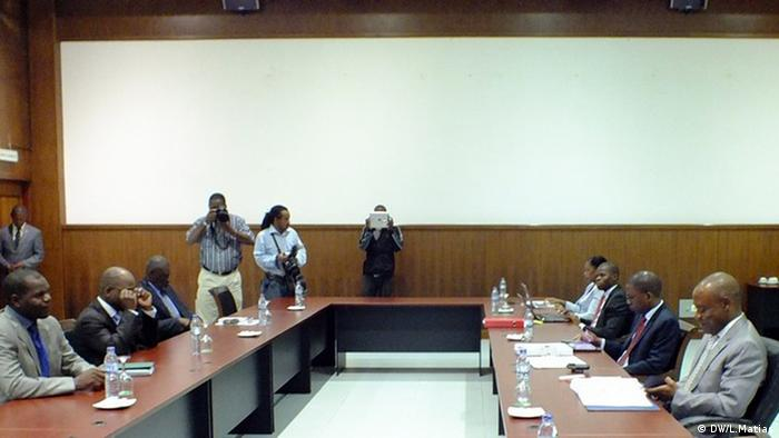 Diálogo entre o Governo da FRELIMO e a RENAMO