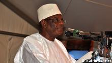 Präsidentschaftswahl Mali Bamako Ibrahim Boubacar Keita Politik Afrika Spitzenkandidat