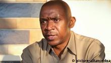 Agathon Rwasa früherer Rebellenführer in Burundi Präsidentenwahl 2015 Kandidatur Kandidat
