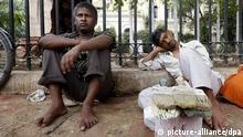 Symbolbild Armut in Indien