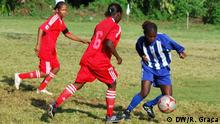 Sao Tome und Principe Frauenfussball