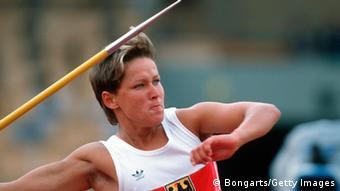 Birgit Dressel Siebenkampf Athletin Deutschland