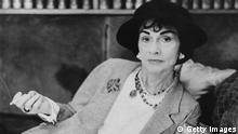 Coco Chanel Modeschöpferin Modedesignerin