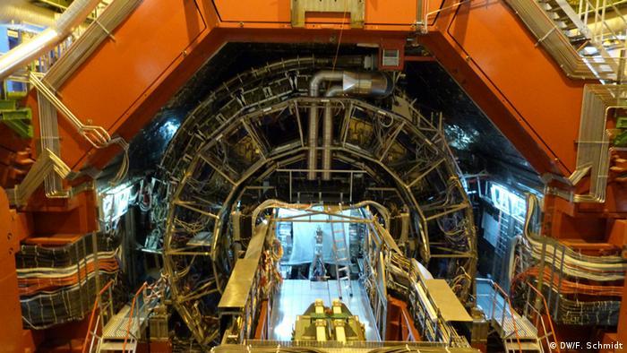 Bildergalerie CERN Genf Schweiz Organisation Nuklearforschung