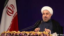 Hassan Rohani Pressekonferenz Iran