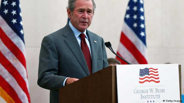 George W. Bush (Getty Images)
