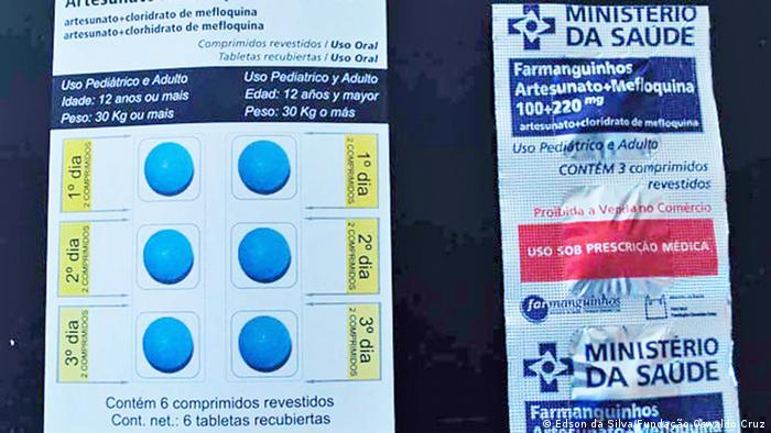 Brasilien Medikamente
