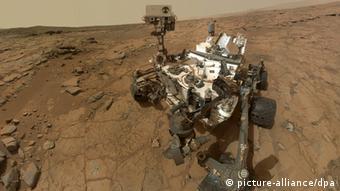 Marte es el próximo gran objetivo de la Nasa.