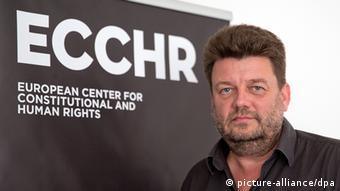 Wolfgang Kaleck, fundador y secretario general del Centro para los Derechos Humanos y Constitucionales, con sede en Berlín, y cocreador de la Coalición contra la Impunidad.