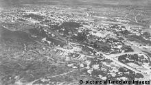 Deutsch-Südwestafrika Windhuk Luftaufnahme