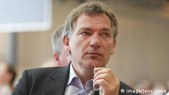 Deutschland Deutscher Bundestag Abgeordneter Jan van Aken Die Linke