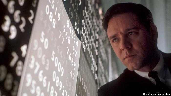 A beautiful mind - Russell Crowe
