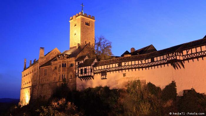 Замок Вартбург - Wartburg
