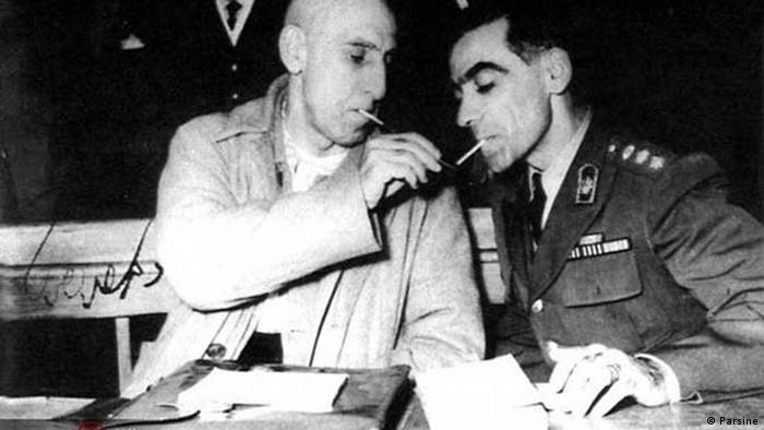 Bildergalerie Mosaddegh und der Staatsreich im Iran 1953 (Parsine)