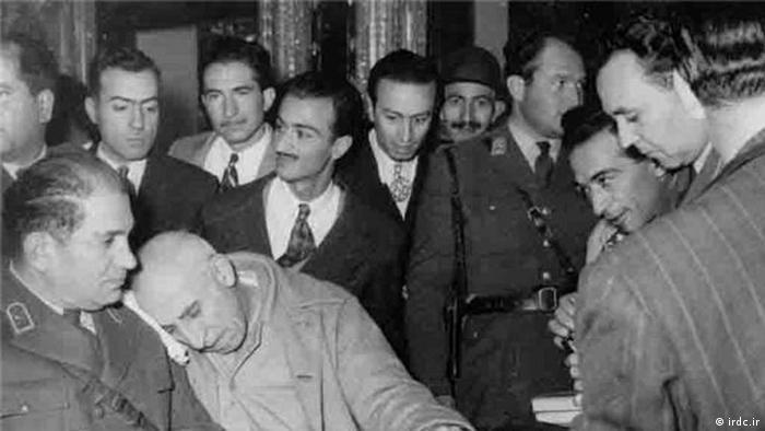 Bildergalerie Mosaddegh und der Staatsreich im Iran 1953