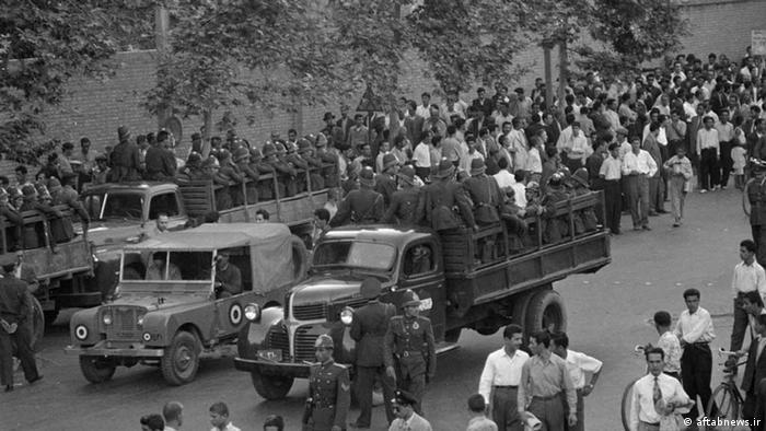 Bildergalerie Mosaddegh und der Staatsreich im Iran 1953 (aftabnews.ir)