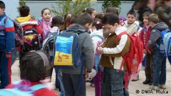 Bildung in Albanien