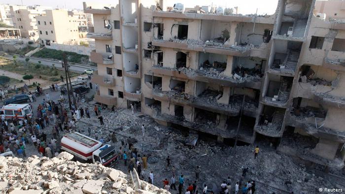 Syria, Raqqa (Reuters)