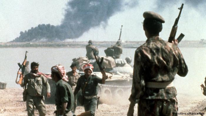 Thema Krieg Irak Iran 1980