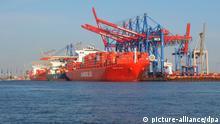 Symbolbild Export Deutschland