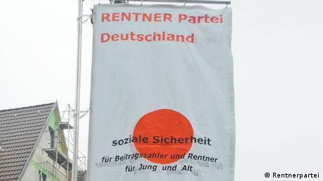 Rentnerpartei Deutschland (Rentnerpartei)