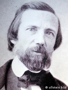 Autor des Struwwelpeters: Heinrich Hoffmann