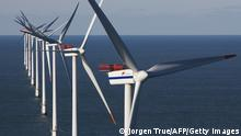 Offshore Windpark Windenergie