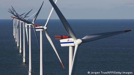 Offshore Windpark Windenergie (Jorgen True/AFP/Getty Images)
