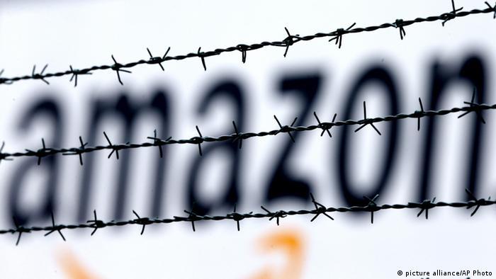Symbolbild Internethändler Amazon