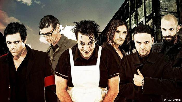 Rammstein band portrait, Foto: Paul Brown