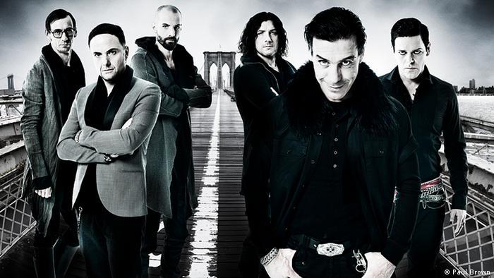 Rammstein. Photo: Universal, Paul Brown, 2011