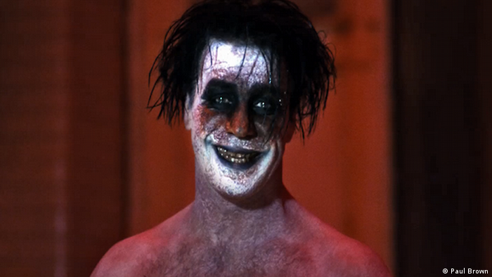 Till Lindemann with clown make up, Foto: Paul Brown