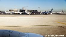 Israel Flughafen Ben Gurion
