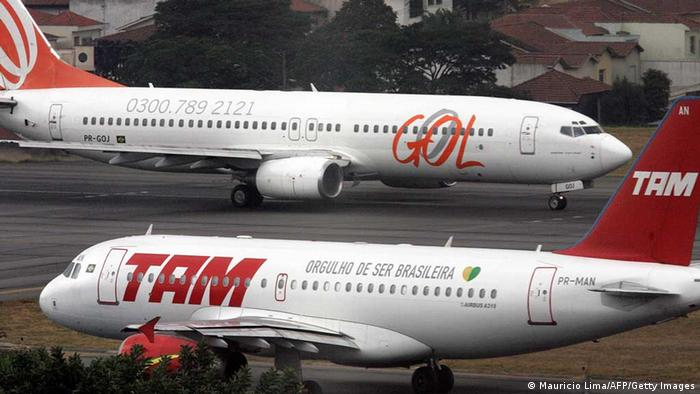 Brasilien TAM Gol Airlines (Mauricio Lima/AFP/Getty Images)