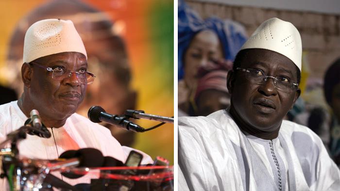 Präsidentschaftswahlen Mali