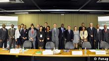 Ausbildung für afrikanischen Diplomaten in Brasilien