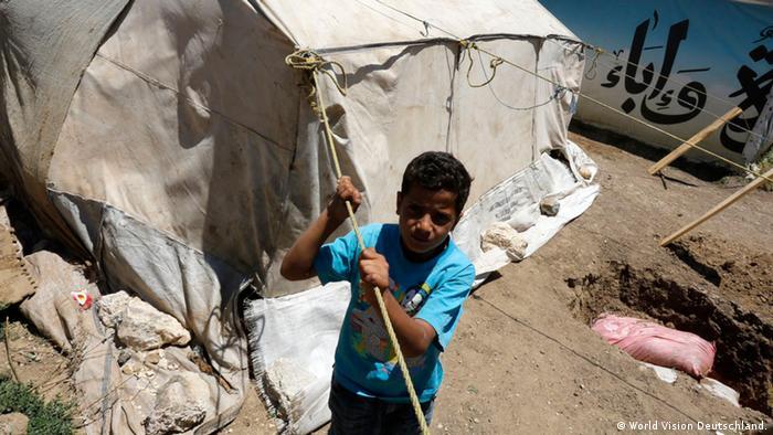 Tisuće mališana živi u kampovima u Libanonu
