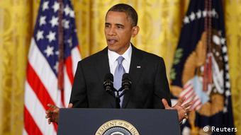 Barack Obama Pressekonferenz