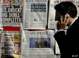 Jornais comentam debate, que bateu recorde de audiência