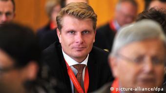 Alman hükümetinin turizm sorumlusu Thomas Bareiß