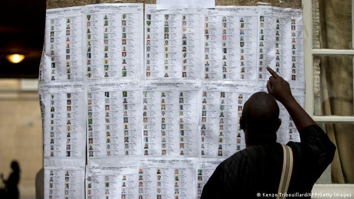 Präsidentschaftswahl in Mali 11.08.2013