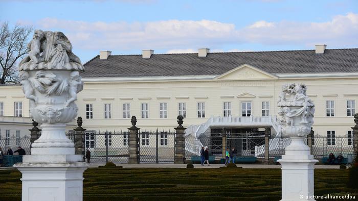 Замок Херренхаузен