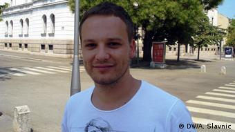 Goran Višić ističe da su mladi dosta pasivni