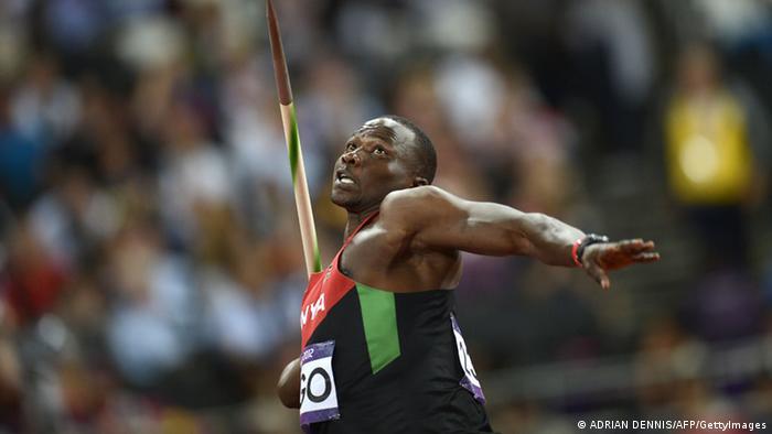 """Olympia-Silbermedaillengewinner Julius Yego: """"Die Situation für viele afrikanischen Sportler ist hart"""""""