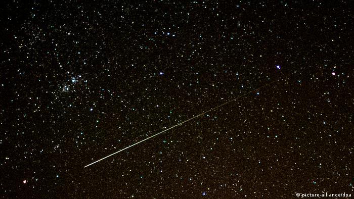 Astrologie Feuerwerk der Perseiden