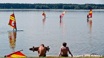 Λίμνη στη Βαυαρία