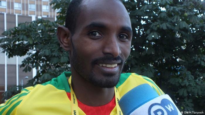 Leichtathletik WM Moskau 2013 Ibrahim Jeilan