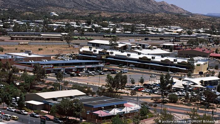 Alice Springs in Australia (picture-alliance / DUMONT Bildarchiv)